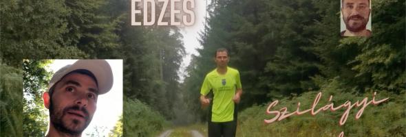 Szilágyi Gyula – Futás – Edzések – Napi két edzés