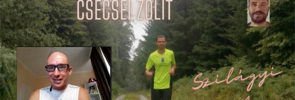 Szilágyi Gyula – Futás – Interjú – Bemutatom Csécsei Zolit