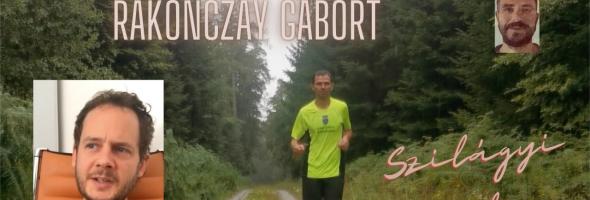 Szilágyi Gyula – Futás – Interjú – Bemutatom Rakonczay Gábort