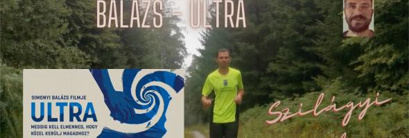 Szilágyi Gyula – Futás – Interjú – Simonyi Balázs – Ultra