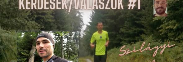 Szilágyi Gyula – Futás – Kérdések/Válaszok – #1 – Mi a tempó? Kezdő pulzus? Kezdő edzéstípus?