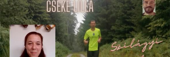 Szilágyi Gyula – Futás – Nők a futásról – Cseke Lilla