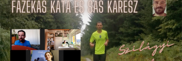 Szilágyi Gyula – Futás – UB csapatok – Nyéki-Fazekas Kata és Sas Karesz