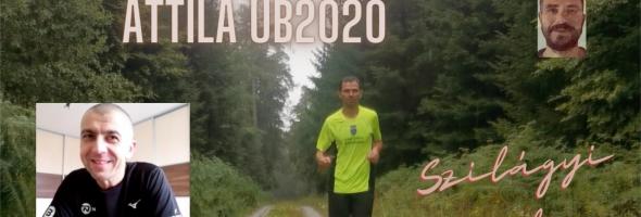 Szilágyi Gyula – Futás – Versenyek – Bíró Attila UB2020