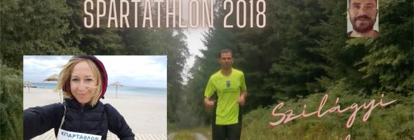 Szilágyi Gyula – Futás – Versenyek – Mag Erika Spartathlon 2018