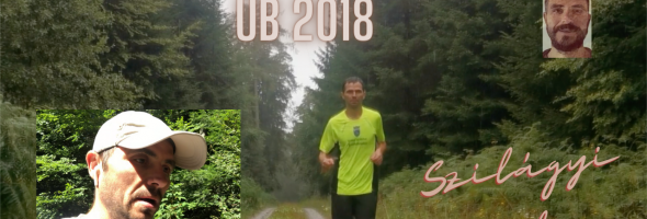 Szilágyi Gyula – Futás – Versenyek – UB 2018