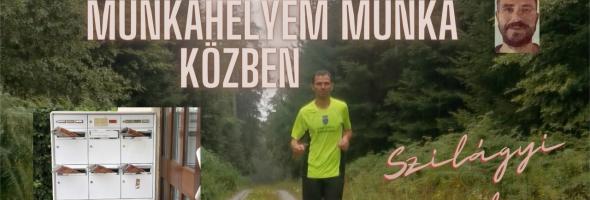 Szilágyi Gyula – Munka – Második munkahelyem – Munka közben