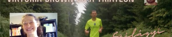 Szilágyi Gyula – Futás – És más sport – Viktoria Brown és a triatlon