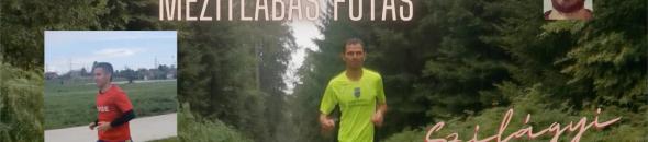 Szilágyi Gyula – Futás – Futásról másképp – Cser László, mezítlábas futás