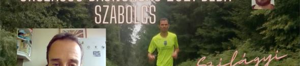 Szilágyi Gyula – Futás – Versenyek – 50 mérföldes Országos Bajnokság 2021 Beda Szabolcs